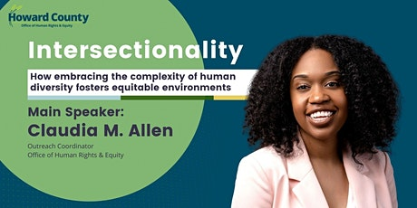 Virtual Lunch & Learn: Intersectionality and Equitable Spaces tickets