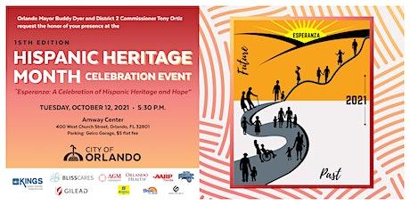 City of Orlando Hispanic Heritage Month Celebration Event tickets