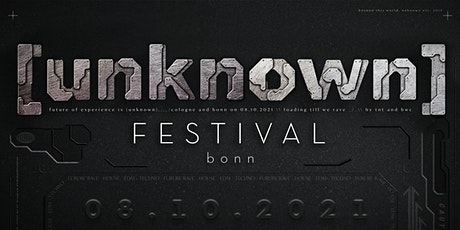 [unknown] Festival Tickets