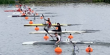 National Sprint Kayak Championships 2021 tickets