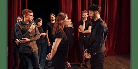 Kennismaken met theaterimprovisatie | volwassenen tickets