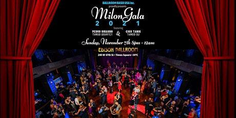Ballroom Basix Tango MilonGALA 2021 tickets