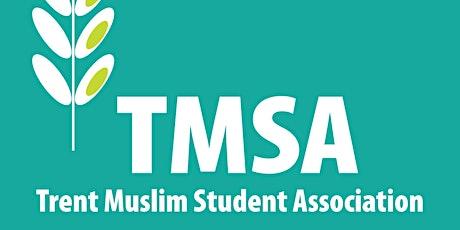 TMSA Jummah tickets