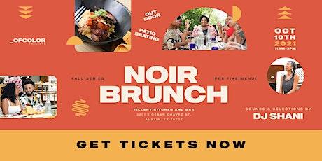 _OF COLOR Presents: Noir Brunch tickets