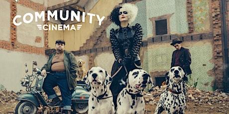 Cruella (2021) - Community Cinema & Amphitheater tickets