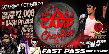 Halloween Fast Pass tickets