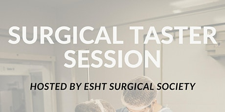Surgical Taster Evening tickets