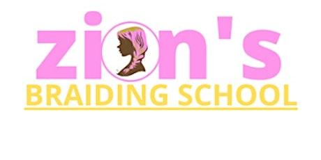 3 Days Braiding Class (Richardson) tickets
