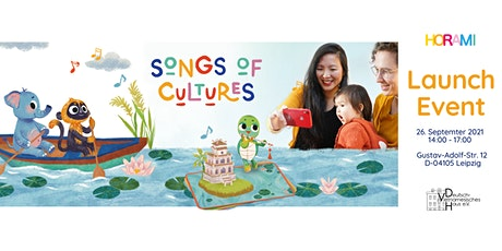 Launch Event Songs of Cultures  (App & Liederkarten) tickets