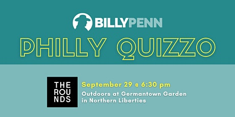 Billy Penn Philly Quizzo - September tickets