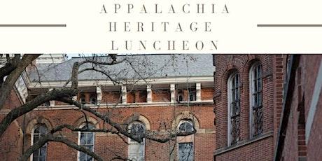 2021 Appalachia Heritage Luncheon tickets