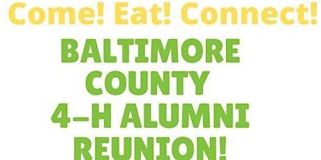 Baltimore County 4-H Alumni Reunion tickets