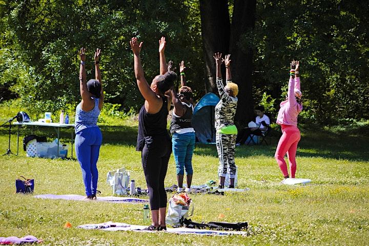 4th Annual Bull City  Yoga Festival  - Virtual Event image