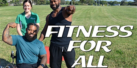 Fitness for All: September 29 tickets