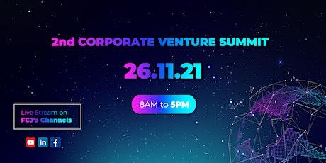 2º Corporate Venture Summit tickets