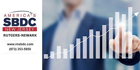 Analyzing Market Opportunities for Revenue Growth Webinar / RNSBDC tickets