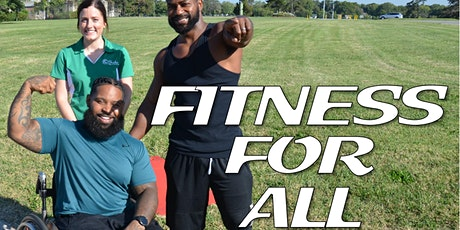 Fitness for All: October 20 tickets