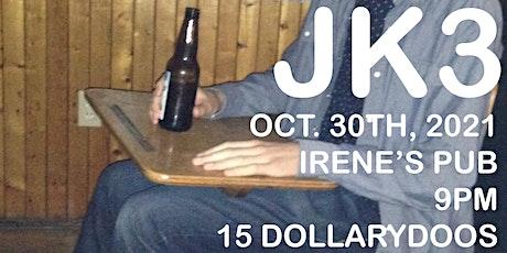 JK3 tickets
