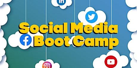 Social Media Boot Camp tickets