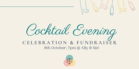Law for Change Cocktail Night tickets