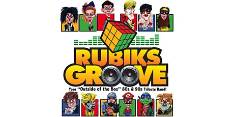 80s & 90s Tribute: Rubiks Groove on Skydeck at Assembly Hall tickets