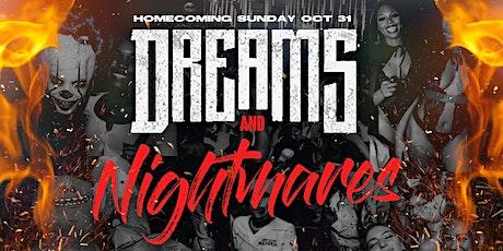 Dreams & Nightmares | Halloweeen At Bajas tickets
