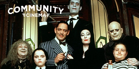 The Addams Family (1991) - Community Cinema & Amphitheater tickets