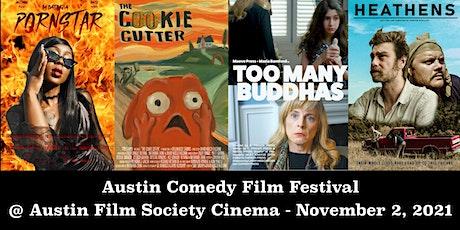 Austin Comedy Film Festival Fall 2021 tickets