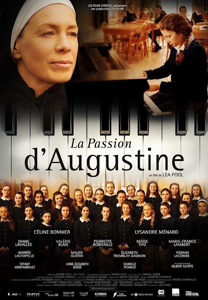 Image de Soirée cinéma | La Passion d'Augustine de Léa Pool