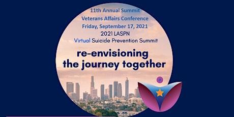 Suicide Prevention Network Veterans' Summit tickets