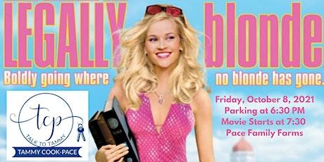 Movie Night: Legally Blonde tickets
