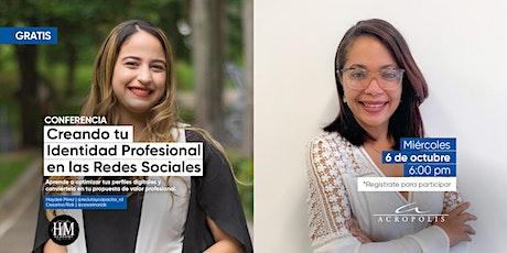 Creando tu Identidad Profesional en las Redes Sociales entradas