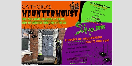 CATFORD'S HAUNTED HOUSE (KIDS EVENT) tickets