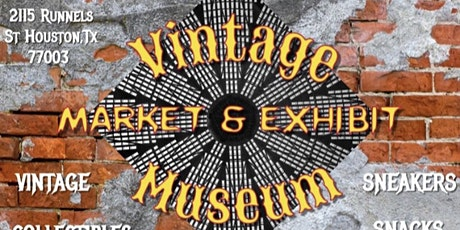 Vintage Market And Museum tickets