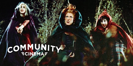 Hocus Pocus (1993) - Community Cinema & Amphitheater tickets