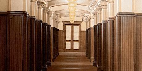 Richard Allen in conversation & installation: Shock Corridor tickets