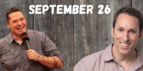 Comedian RC Smith & Carl Rimi Live in Naples, Florida! tickets