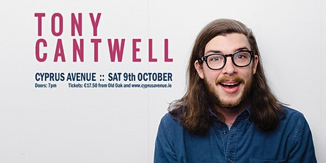 TONY CANTWELL tickets