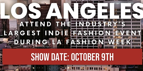 Celebrity Fashion Exhibit during Los Angeles Fashion Week tickets