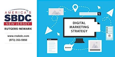 Creating Your Digital Marketing Plan Webinar / RNSBDC tickets
