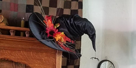 Full Moon Witchy Hat Workshop tickets