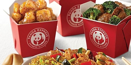 PANDA EXPRESS fundraiser for Knights of Columbus council 4438 tickets
