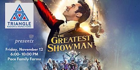 Movie Night: The Greatest Showman tickets