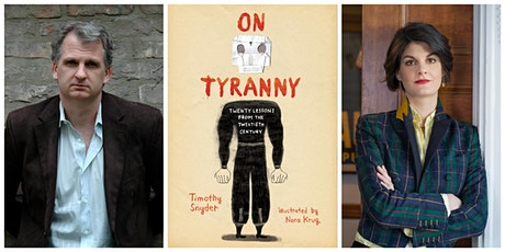 Timothy Snyder and Nora Krug, On Tyranny Graphic Edition Tickets