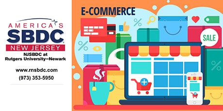 eCommerce Planning Pt.2: Intermediate Webinar /RNSBDC entradas