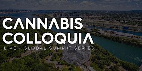 CANNABIS COLLOQUIA - Hemp - Developments In Canada [ONLINE] tickets