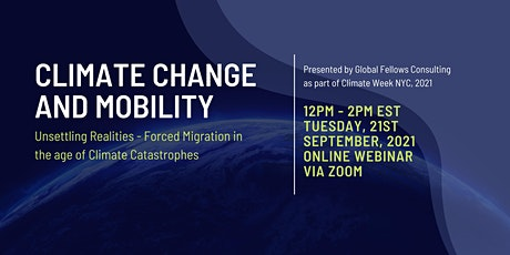 Climate Change and Mobility tickets