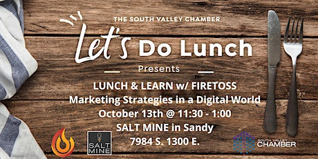 Let's Do Lunch & Learn tickets