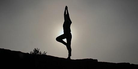 Online Vinyasa Yoga (Free) tickets