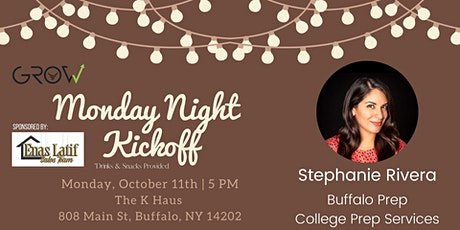 Monday In-Person Impact Networking with Stephanie Rivera tickets